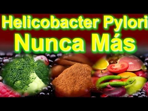 remedio natural para la helicobacter pylori