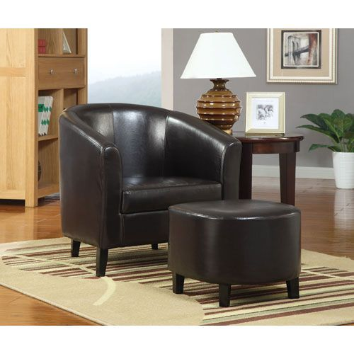 Best Black Accent Chair With Ottoman Chair And Ottoman Set 400 x 300