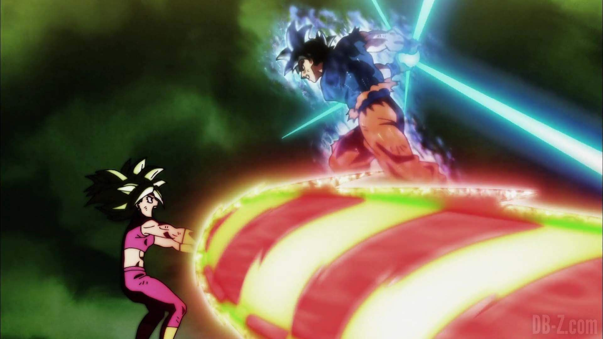 Image result for kefla vs goku