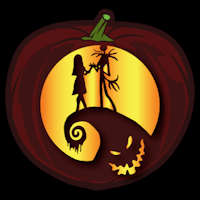 Nightmare Before Christmas CO - Pumpkin Pattern - Stoneykins ...