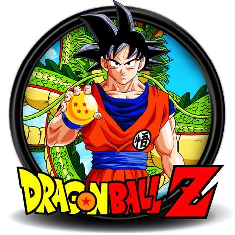 Dragonball Z Circle Icon Feel Free To Use It Please Use This To Convert This To Ico Www Convertico Com Di Dragon Ball Wallpapers Dragon Ball Art Dragon Ball Z