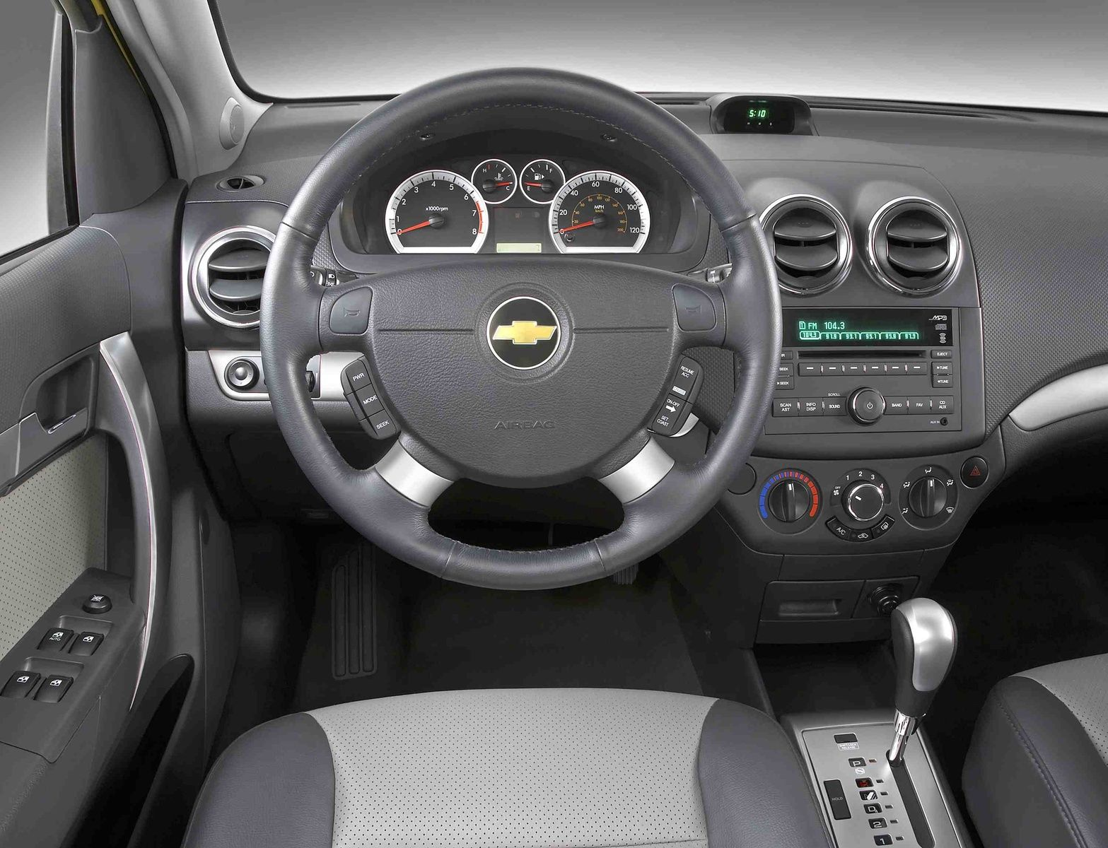 Chevrolet Aveo Chevrolet Aveo Chevrolet Camaro Interior