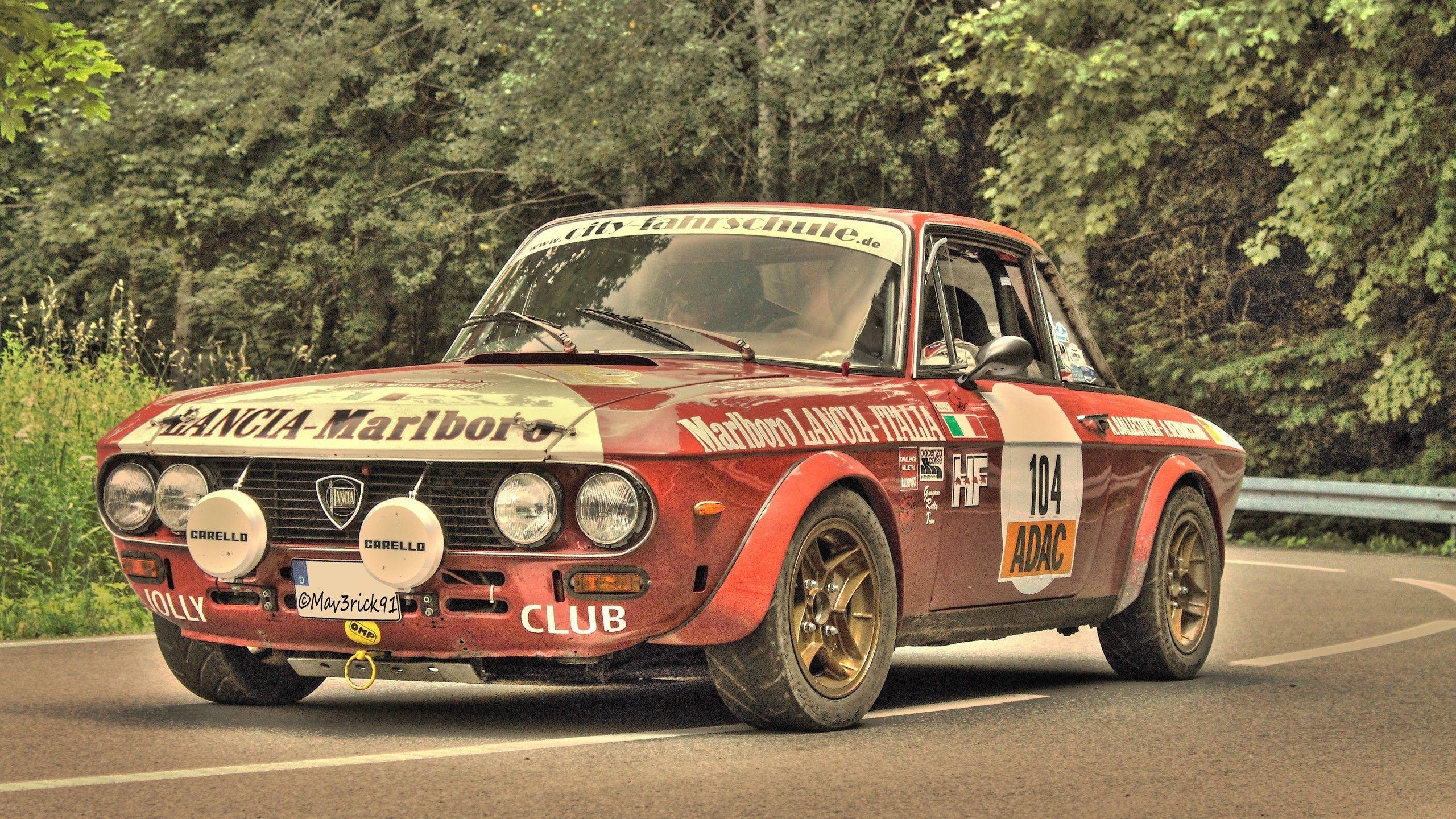 Lancia Rallye Classic Cars Motorsports Racing Wallpaper Classic Cars Motorsport Antique Cars