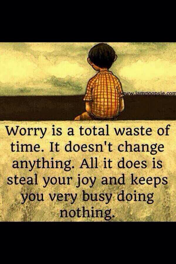 Don't worry, be happy man