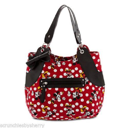 Disney Minnie Mickey Mouse Red Handbag Valentines Day Gifts 2018 Disney Purse Disney
