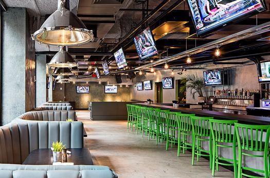 Earls Kitchen And Bar Boston Google Search Bars