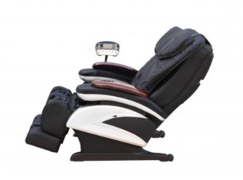 Electric Full Body Shiatsu Massage Chair Recliner Stretched Foot