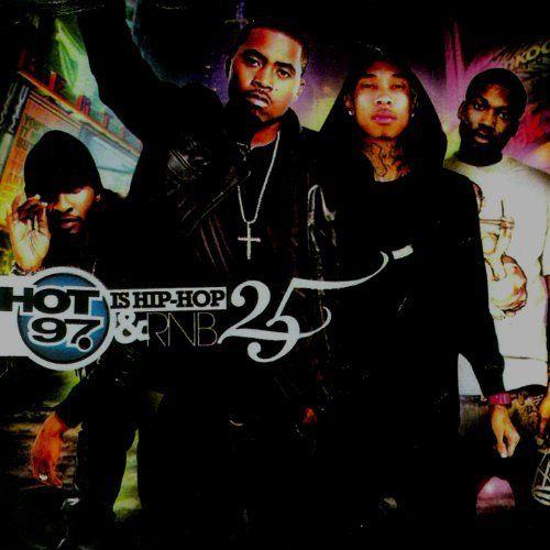 25 - Blazin Hip Hop & R