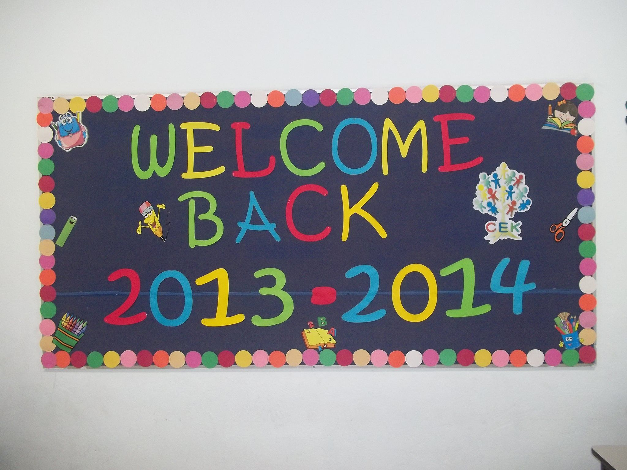 Classroom Welcome Ideas : Back to school bulletin boards and classroom ideas