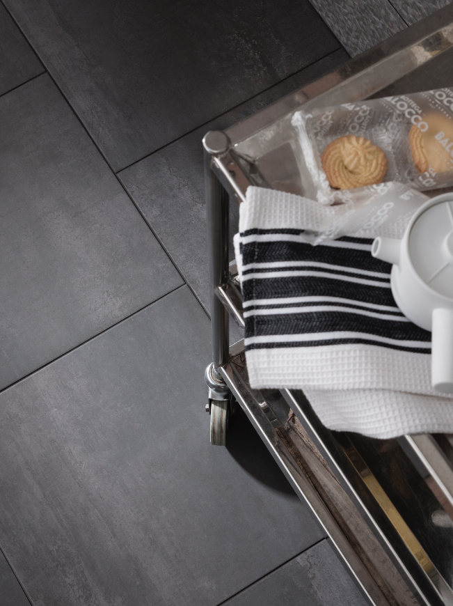 Transform Your Home Into A Luxurious Oasis Of Calm With Gemini S Barrington Tile Tile Inspiration Tiles Dark Interiors