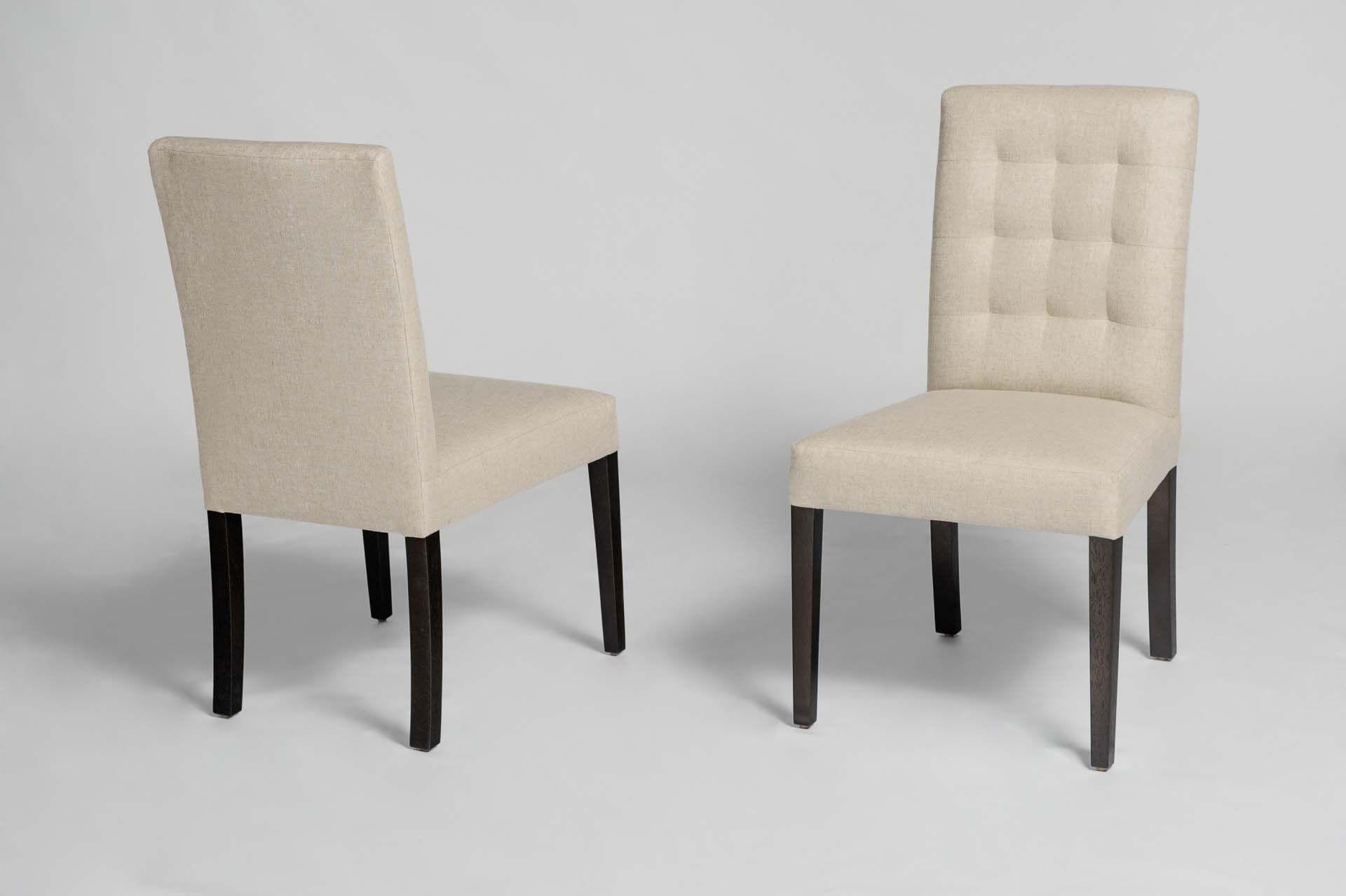 Silla opera capitoneada by studionoa sillas comedor for Comedores a buen precio