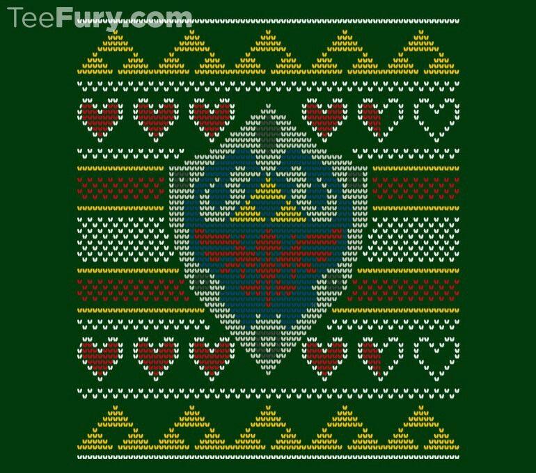 Zelda ~ Ugly sweater design | T-Shirts ~Awesom Geeky, Nerdy, Funny ...