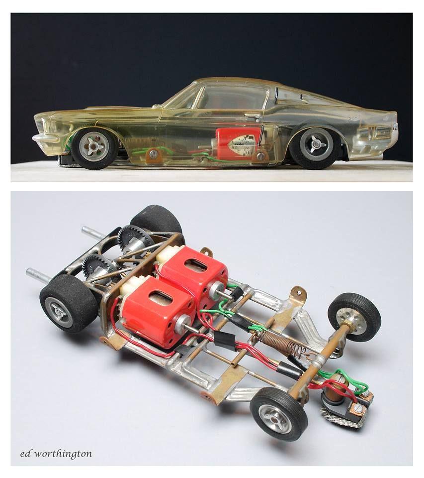 Ed Worthington Photos From Ed Worthington S Post In Slot Slot Cars Slot Car Racing Afx Slot Cars