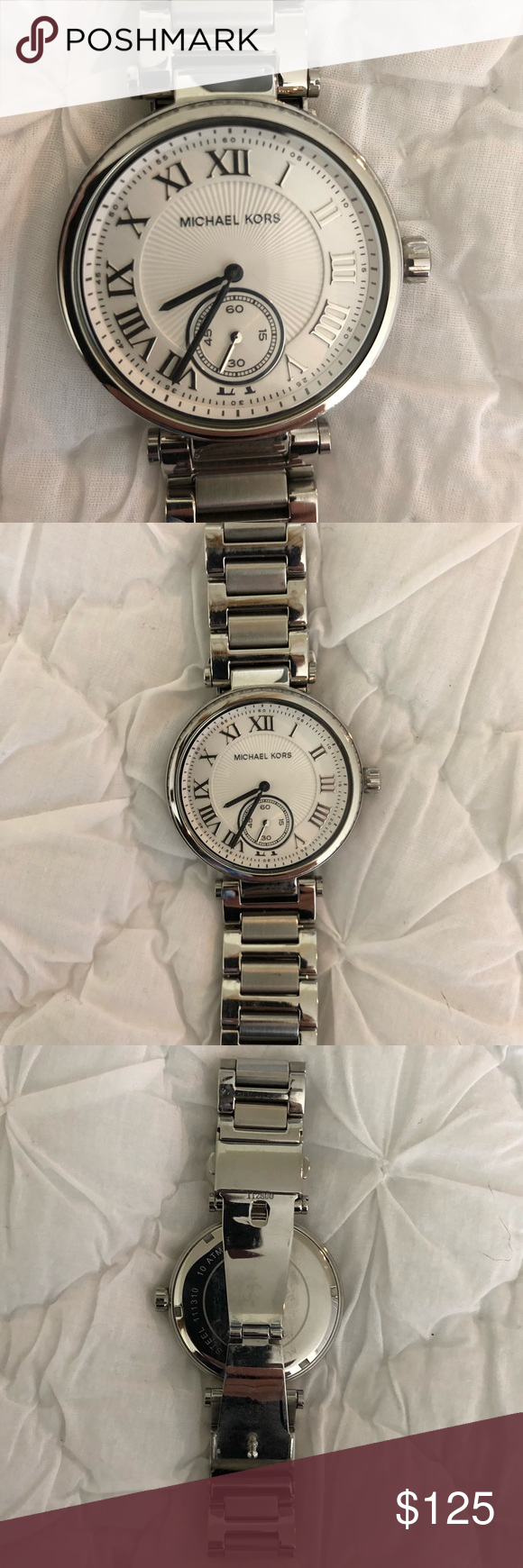 0a683347c29e Michael Kors MK5866 Watch Michael Kors - Skylar MK 5866 watch. Silver