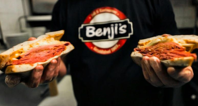 Benji S Delis Restaurant With Two Locations In Swood And Fox Point A New York Kosher Style Deli Known For Our Hand Carved Corned Beef