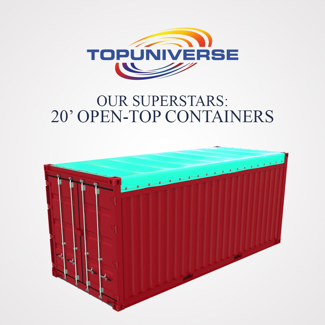 20ft Open Top Shipping Containers For Sale In 2020 Containers For Sale Shipping Containers For Sale Used Shipping Containers