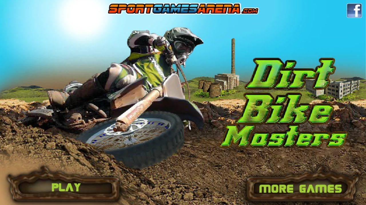 Dirt Bike Masters Gameplay Dirt Bike Game For Kids Games For