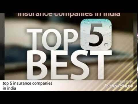 Top 5 Insurance Companies In 2016 India All Categories Life