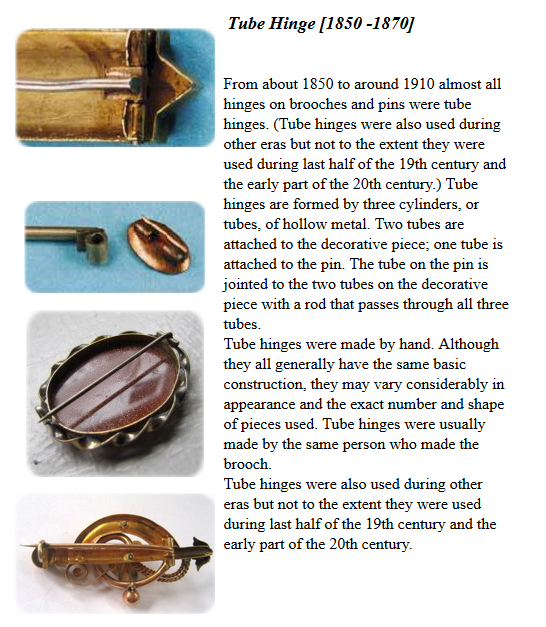 Dating Vintage Jewelry By Clasp Fastenings - Ruby Lane Blog
