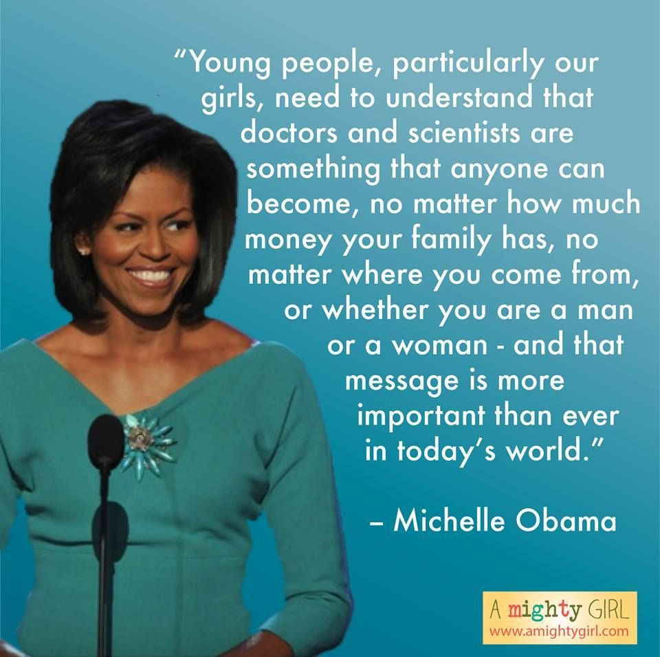 Happy 50th birthday to U.S. First Lady Michelle Obama! A