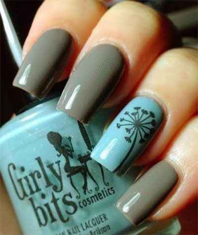 nail designs for fall 2014. 25-easy-fall-nail-art-designs-ideas-trends- nail designs for fall 2014 n