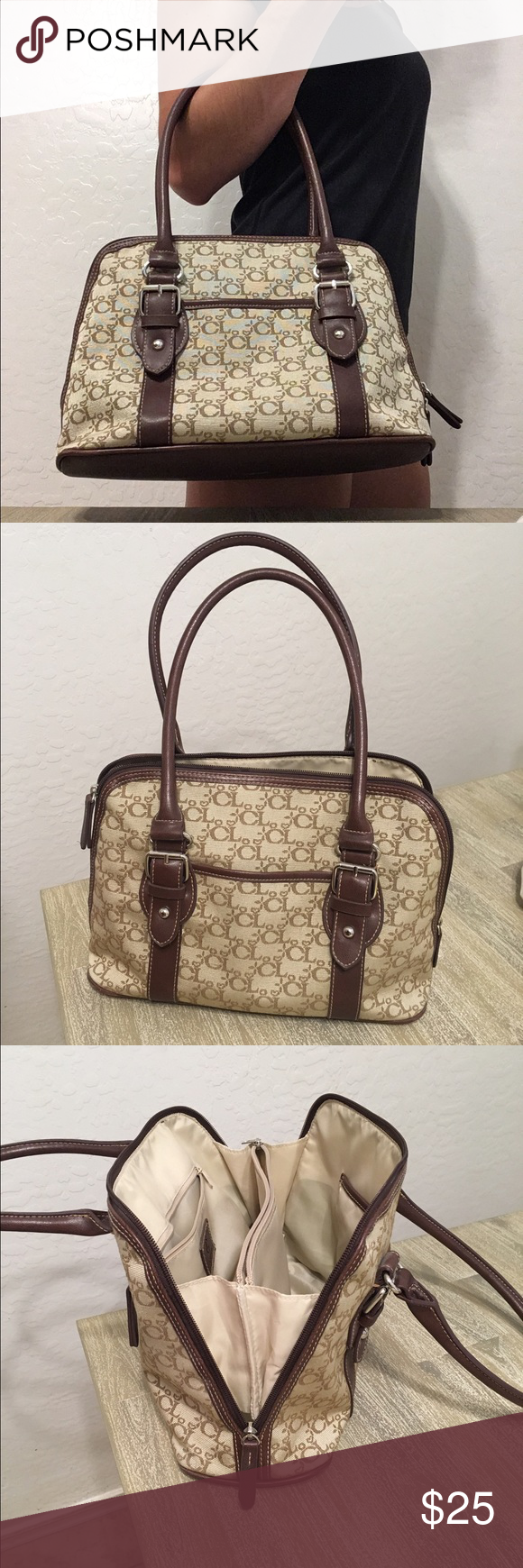 Carryland Purse Like New Nothing Wrong With It No Stains Pulls Rips Sching Is All Intact Bags Totes