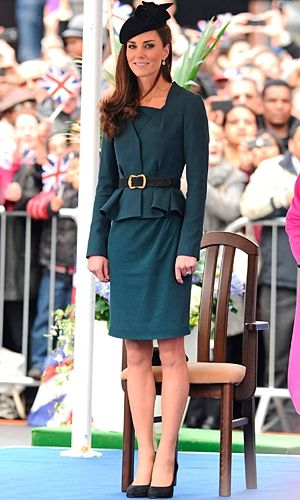The Duchess of Cambridge in L.K.Bennett