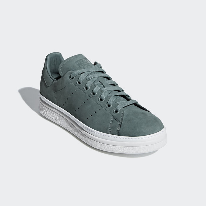 Stan Smith New Bold Shoes Green 9 Womens | Stan smith shoes