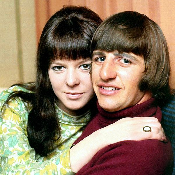 Maureen and Ringo Starr Maureen was really incredible with ...