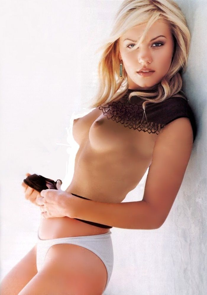 Elisha Cuthbert Sexy Nude Images Exposing Beautiful Boobs And Pussy