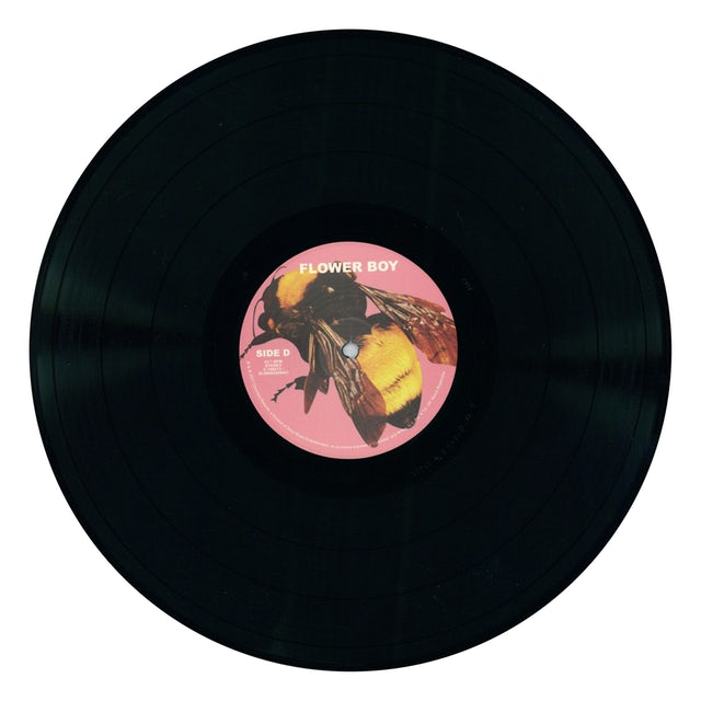 Tyler The Creator Flower Boy Vinyl Record Vinyl Record Art Vinyl Records Vinyl