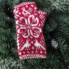 Treescape Knitting Pattern