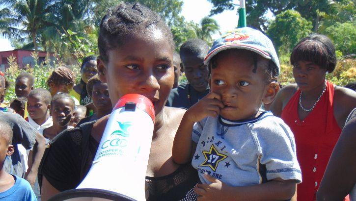 HAITI: AL VIA I PRIMI ESERCIZI DI EVACUAZIONE DEL 2016