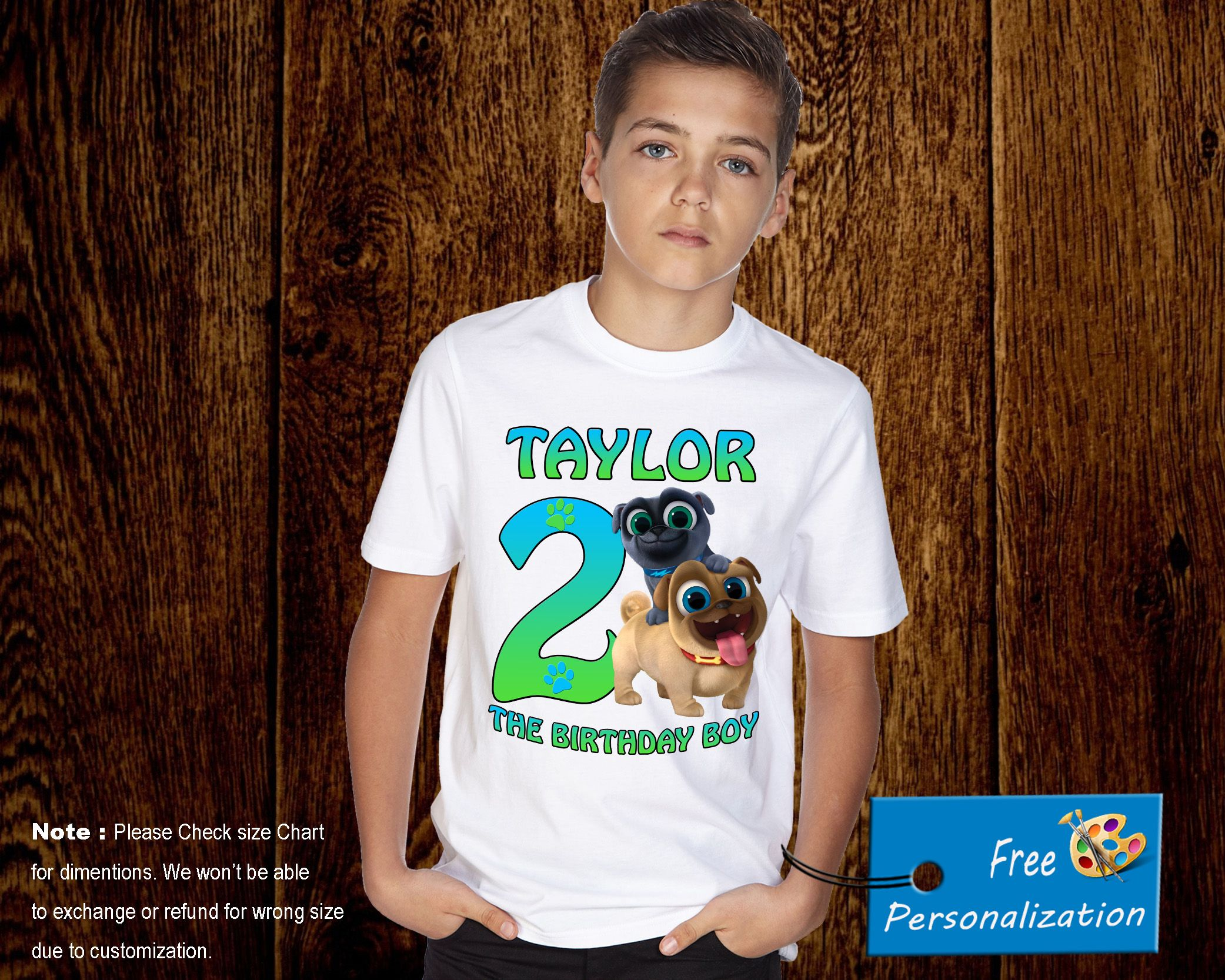 Bubble Guppies Group Custom T-shirt PERSONALIZE tshirt Birthday gift Tee