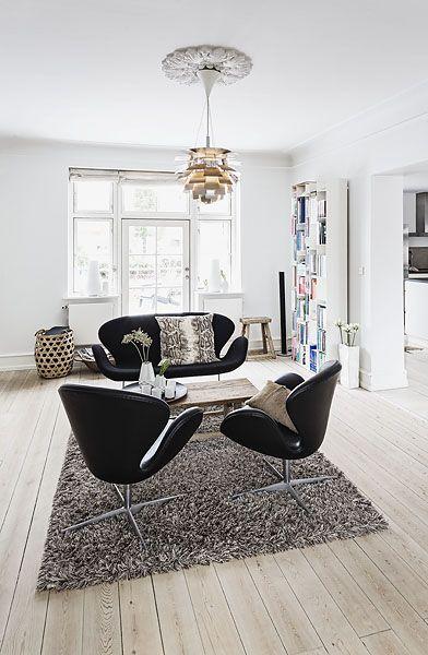 Home of founder of Bloomingville. @bloomingville_interiors Betina Olesen Olesen Olesen Olesen Stampe
