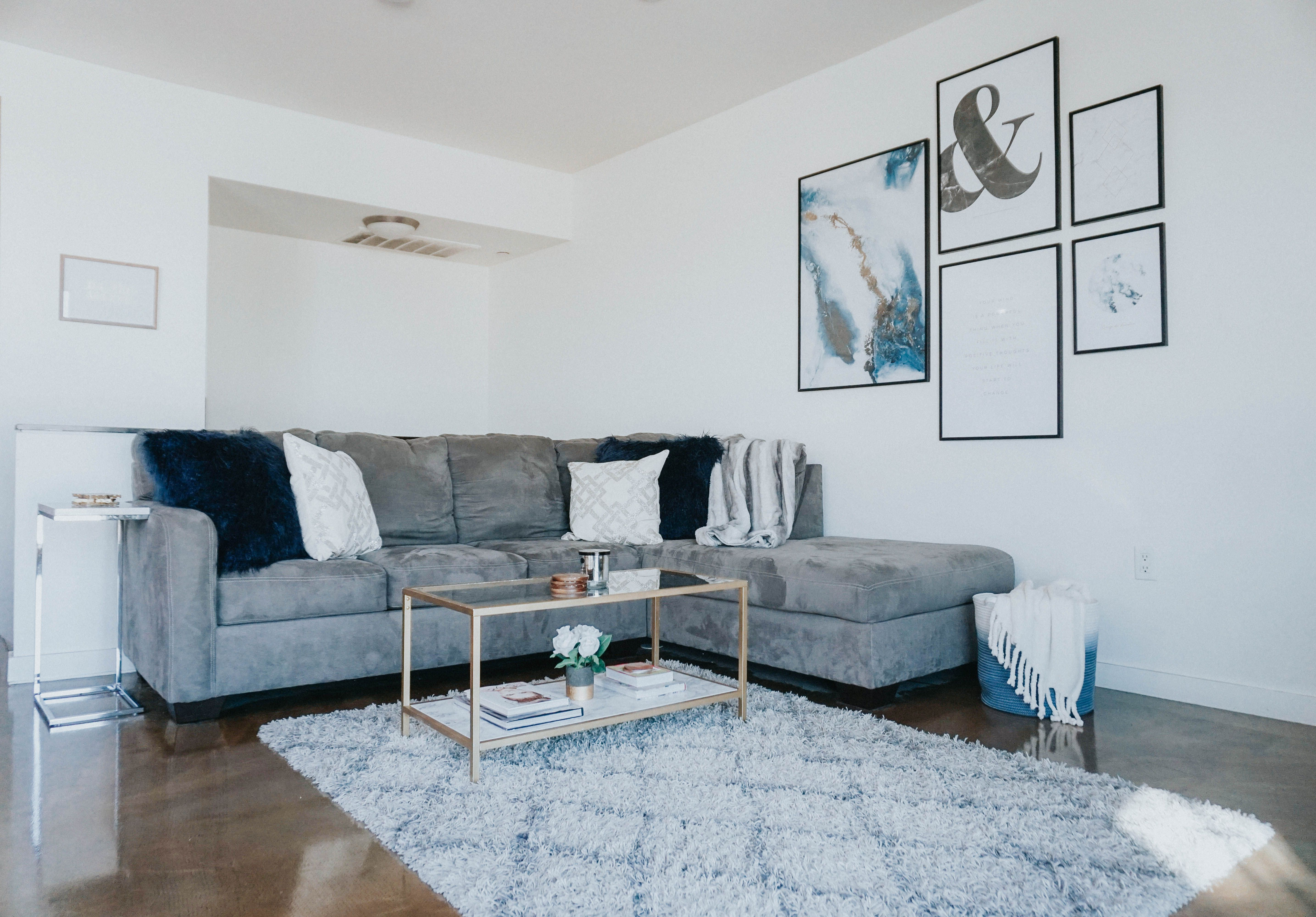 Today on the blog we're showing you how to revamp your living room!