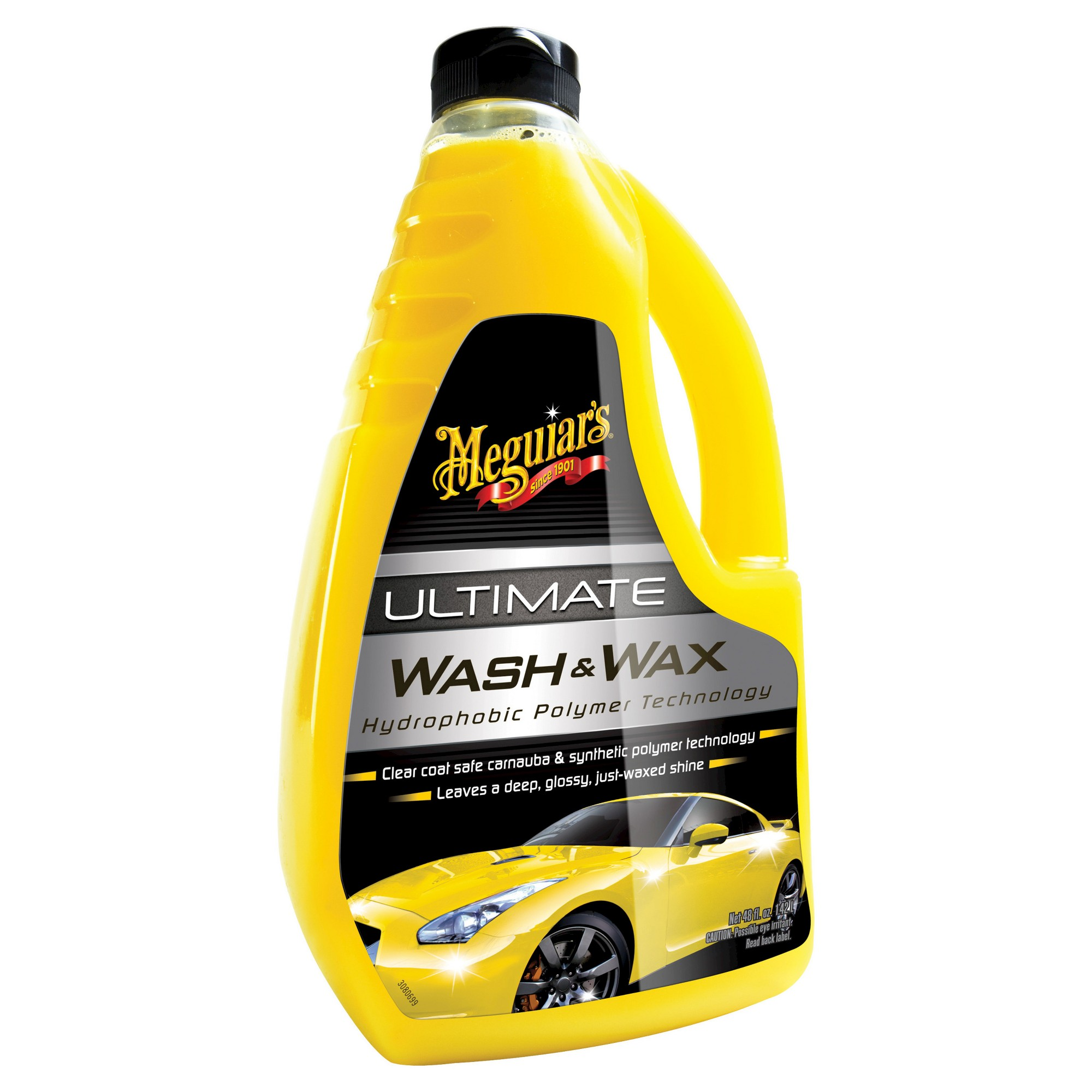Meguiars 48ozultimate Wash And Wax Auto Care Fluid In 2020 Wash Wax Car Wash Soap Meguiars