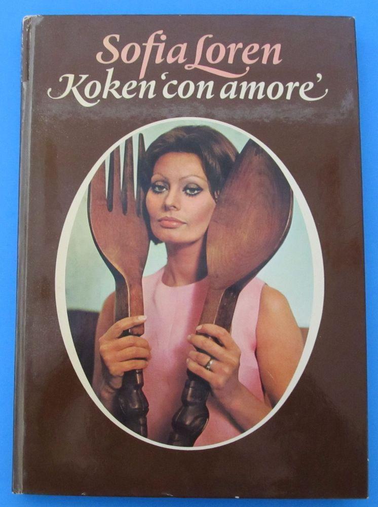 Sofia Loren Sophia Dutch In Kitchen with Love Koken con Amore ...