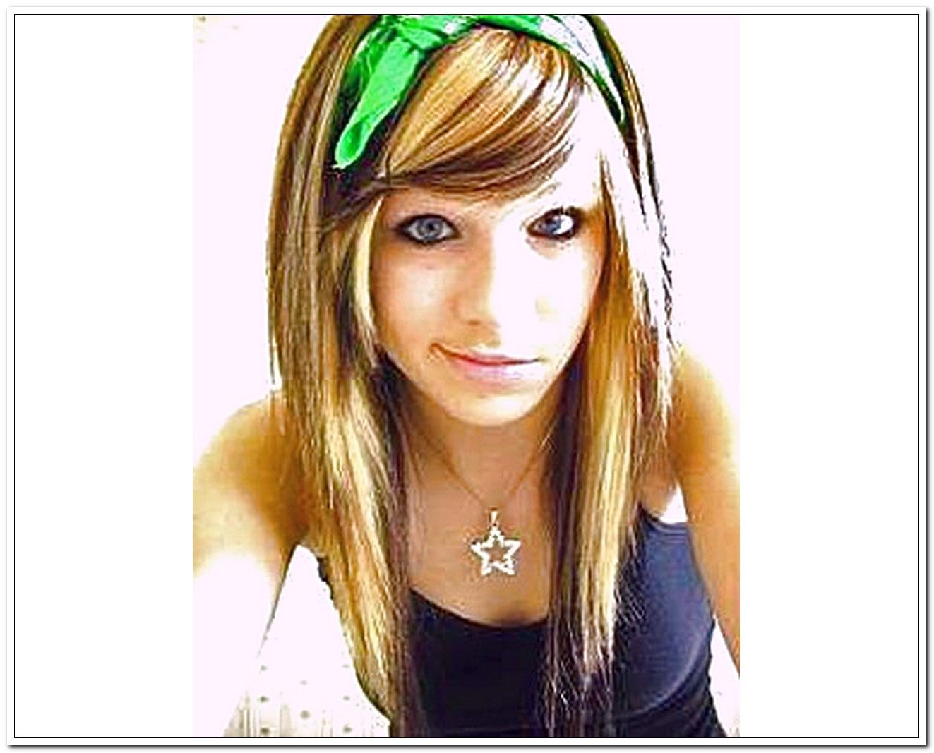 Cool styles for teenage girls cool bangs hairstyles for teen girls