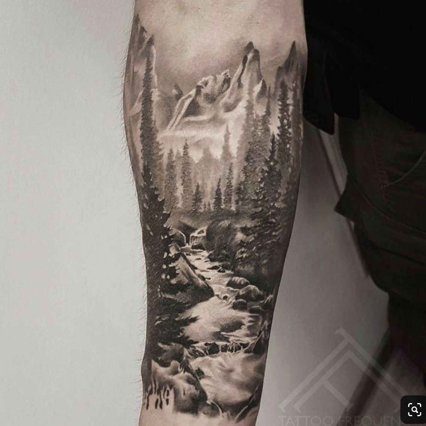 Nature Tattoo Half Sleeve: Pin By Nancy Greindl On Awesome Ink