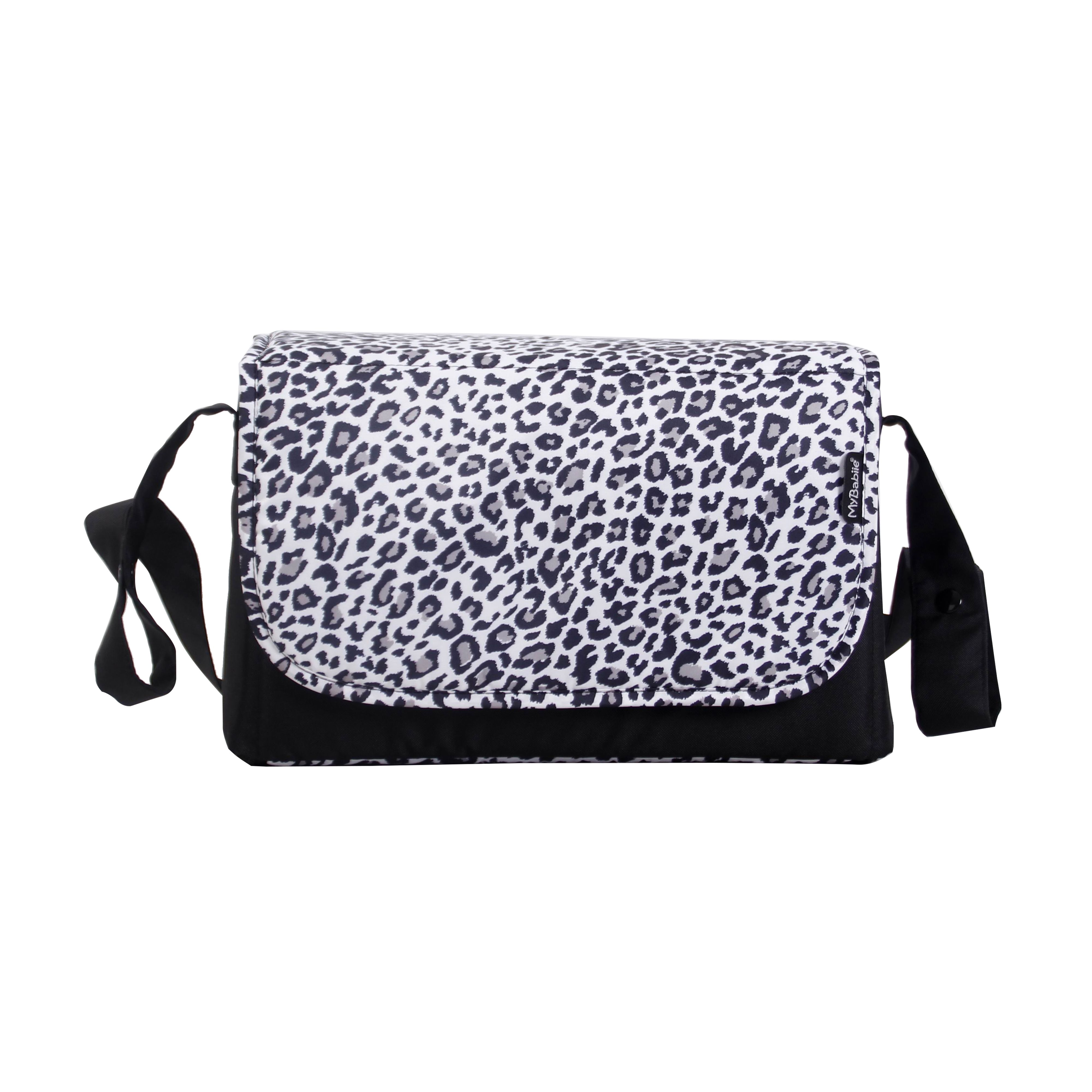 Dreamiie by Samantha Faiers Black Leopard Baby Changing ...