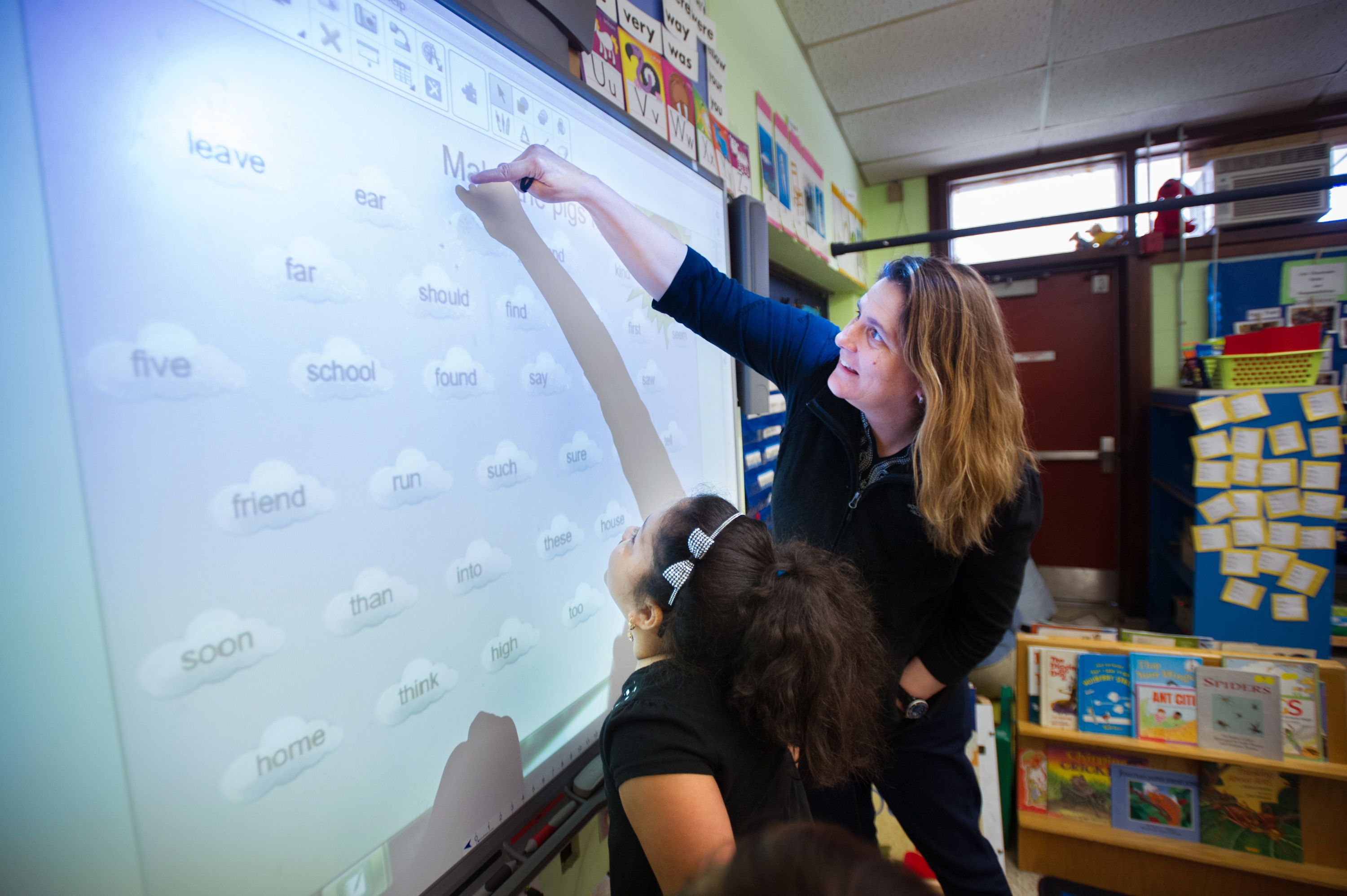 In the past four years, Principal Gara Field has done more than boost morale to turn around an urban elementary school that has struggled for years with leadership churn and low test scores.