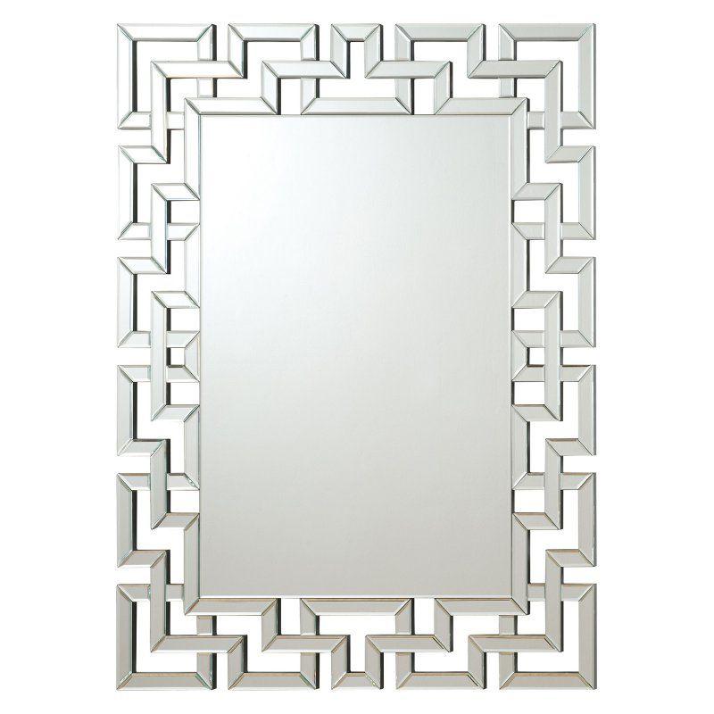 Coaster Furniture Greek Design Wall Mirror