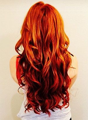 Ariel Winter39s Stunning New Ginger Hair Shade  Hairmakeup  Pinterest