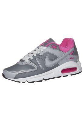 new concept 753e1 e5987 Nike Sportswear AIR MAX COMMAND - Sneakers laag - Grijs - Zalando.nl