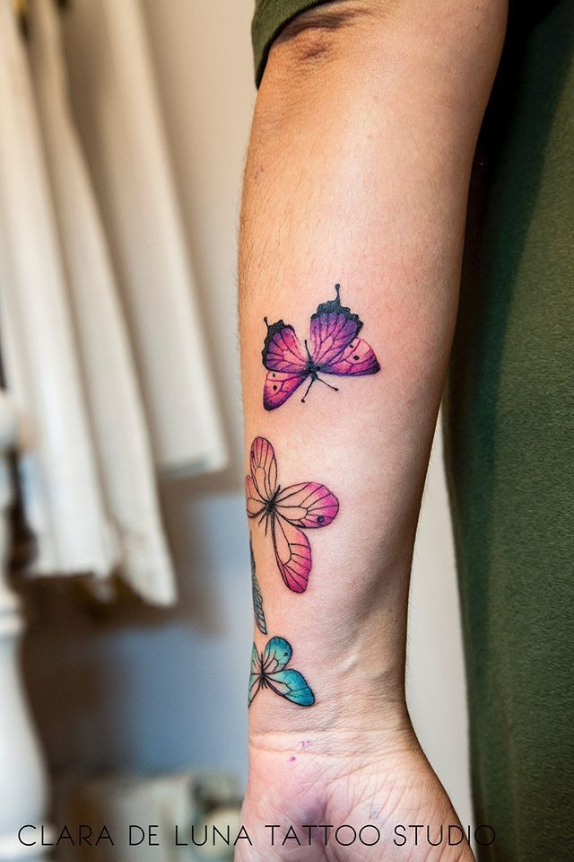 Photo of Schmetterlinge Tattoo