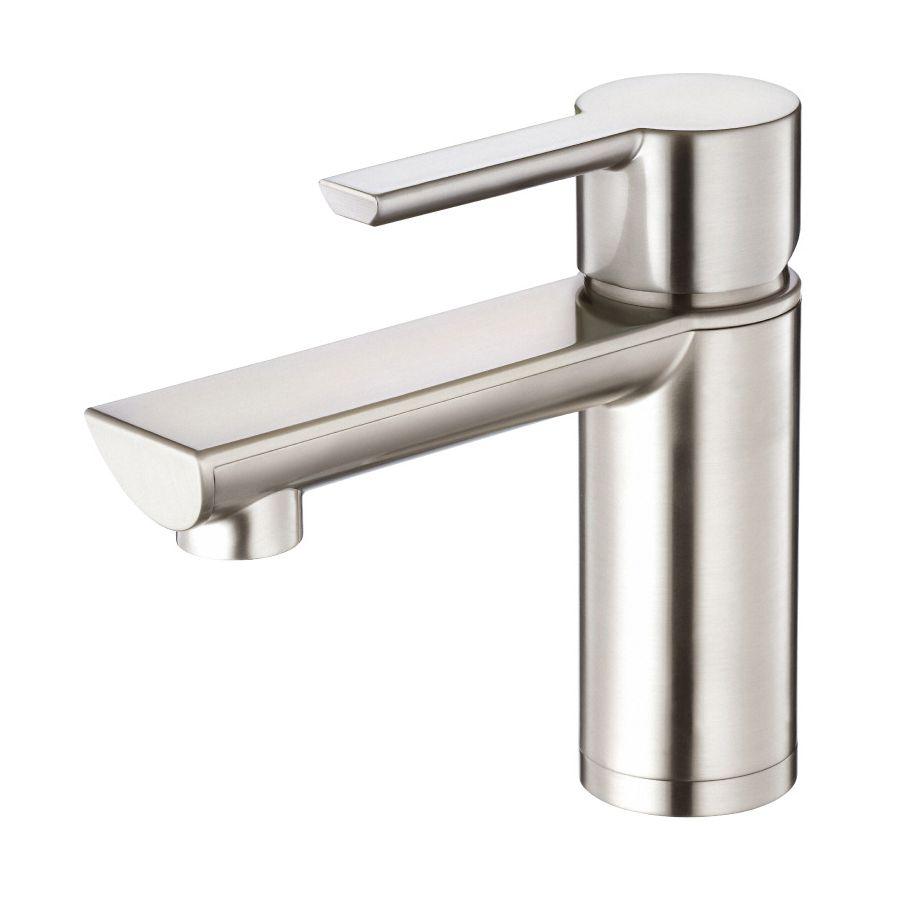 Danze Adonis Brushed Nickel 1-Handle Single Hole Watersense Bathroom ...