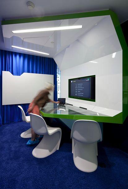 Google Engineering HQ Blurb   Londres, Inglaterra