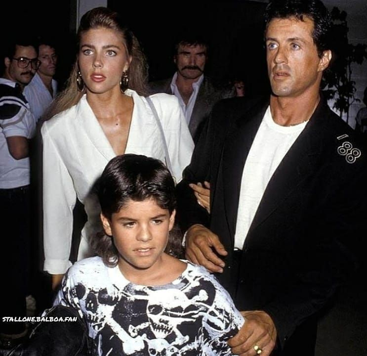 Watch The Best Youtube Videos Online Slyjennifer And Sage Follow Officialslystallone Follow Stallone Bal Sylvester Stallone Sylvester Sage Stallone