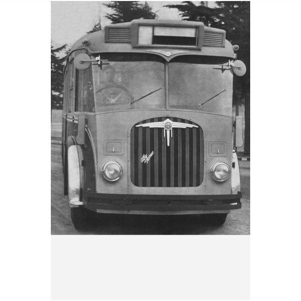Alfa Romeo 110 Passenger Bus (1940)